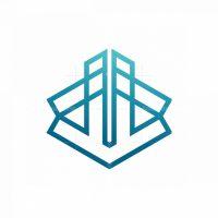 Modern Build Logo