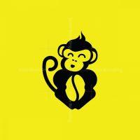 Monkey Love Coffee Logo