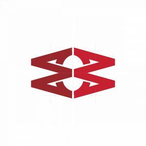 Monogram Eb Or Eob Logo