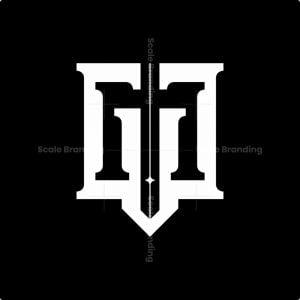 Monogram Gg Or M Logo