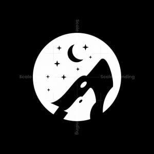 Moon Wolf Logo