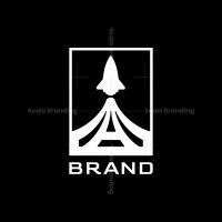A Rocket Logo