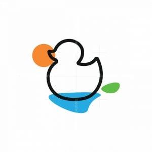 Nature Duck Logo