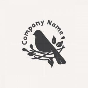 Nesting Bird Logo