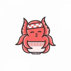 Octo Ramen Logo