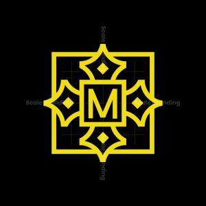Ornament M Logo