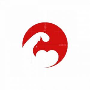 Phoenix Muscle Logo