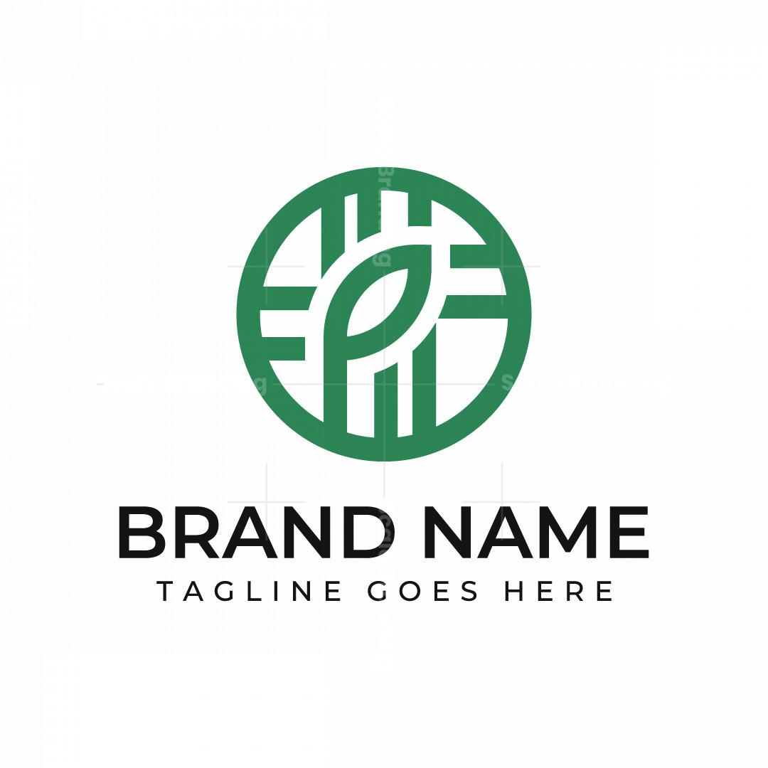 Plant Cross Logo