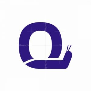 Q Snail Logo