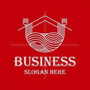 Noodle Shop Logo