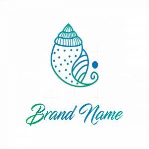 Blue Shell Logo