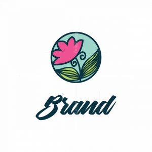 Pink Lotus Logo