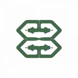 Snake Dan Gym Logo