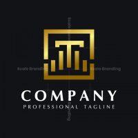 Finance T Letter Logo