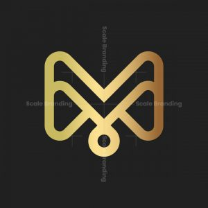 The Luxury M Logo