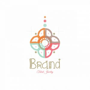 Tribal Handmade Jewelry Symbol Logo