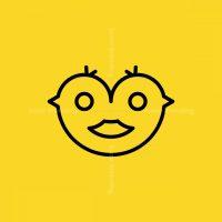 Two Happy Bird Logo