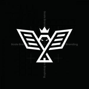 Y King Eagle Logo