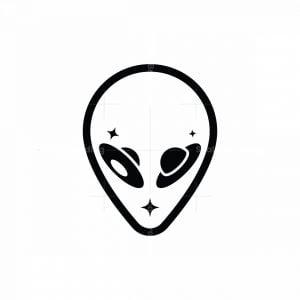 Alien Ufo Logo