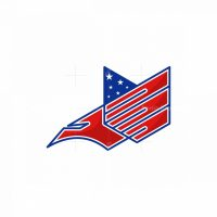 American Shield Eagle Logo
