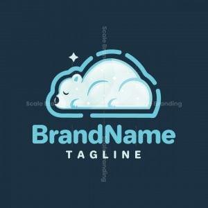 Bear Cloud Logo