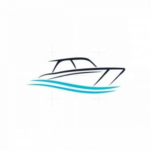 Boat For Holiday Logo