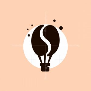 Coffee Balloon Logo