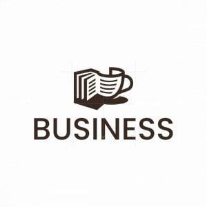 Book Coffee Logo