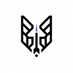 Missile Wolf Logo