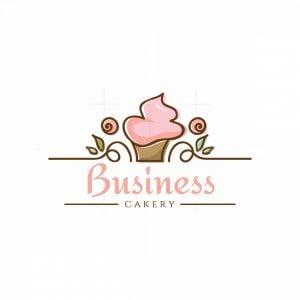 Dessert Garden Symbol Logo