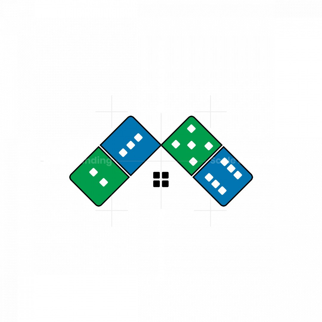 House Of Domino Cards Logo