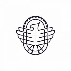 Falcon Engineering Symbol Logo