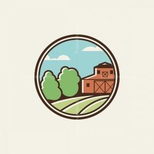 Farm Icon Logo