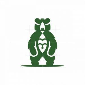 Fish Bear Logo
