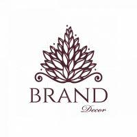 Flora Decor Symbol Logo