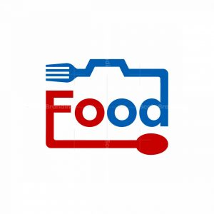 Food Camera Restaurant Logo Design