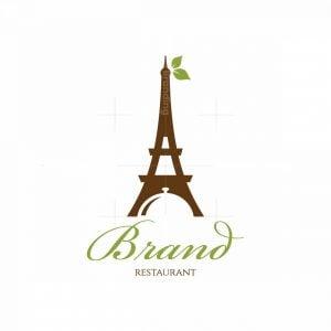 French Gourmet Symbol Logo