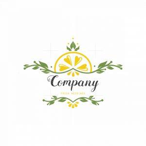 Fresh Weddings Symbol Logo