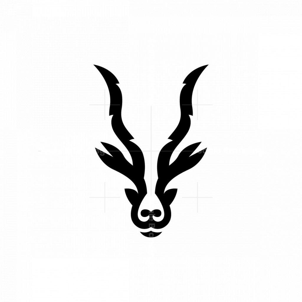 Antelope Logo Antelope Head Logo