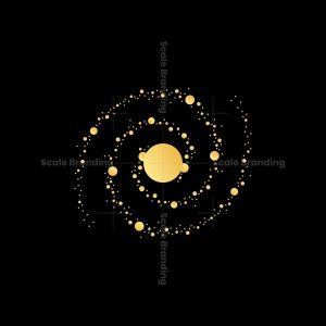 Galaxy Icon Logo