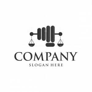 Hand Hold Law Firm Logo