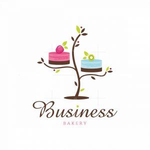 Healthy Bites Tree Symbol Logo