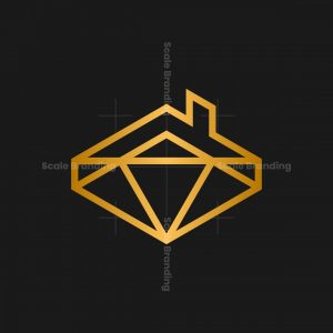 Home Diamond Luxury Logo