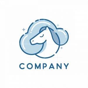 Horse Cloud Logo