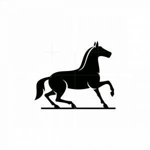 Horse Icon Logo