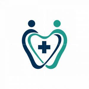 Human Dental Logo