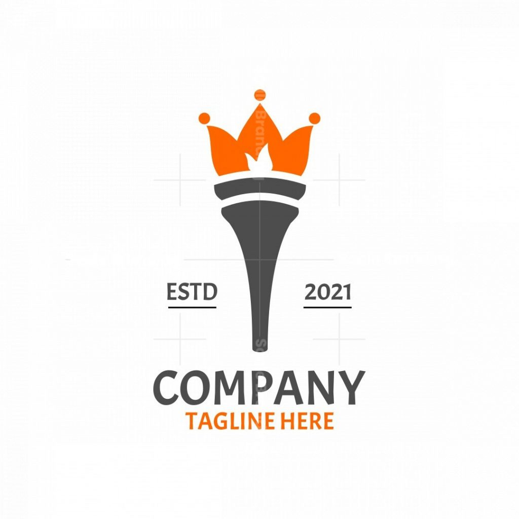 King Torch Logo
