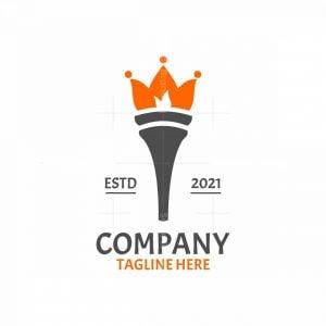 King Torch Logo