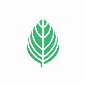 Leaf/tree Icon Logo
