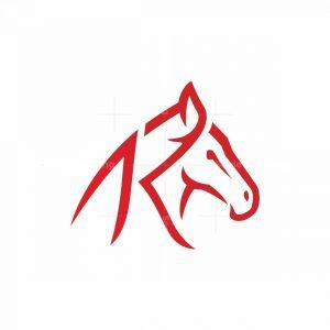 K Horse Logo